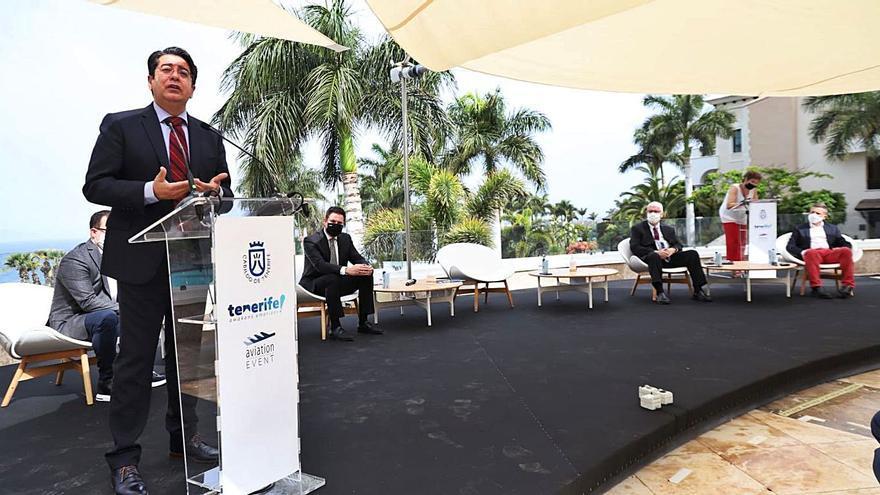 Tenerife recibe 'Aviation Event', el foro de la nueva conectividad aérea