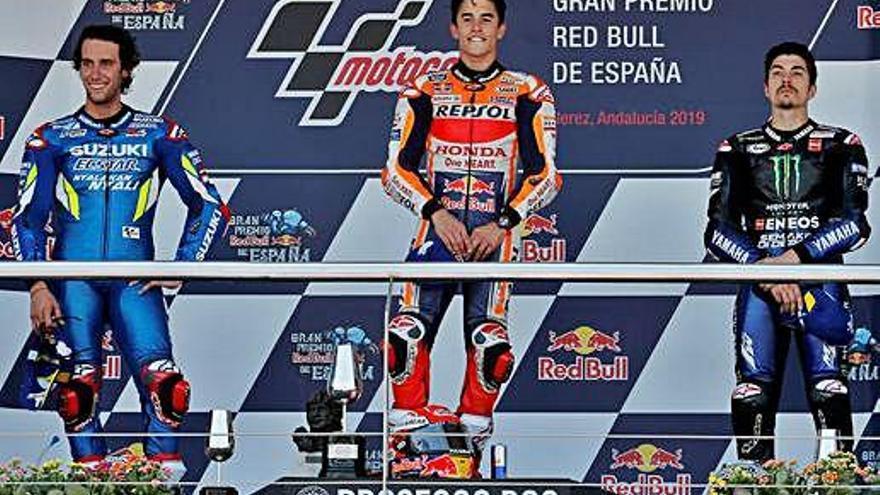 Márquez recupera el liderato