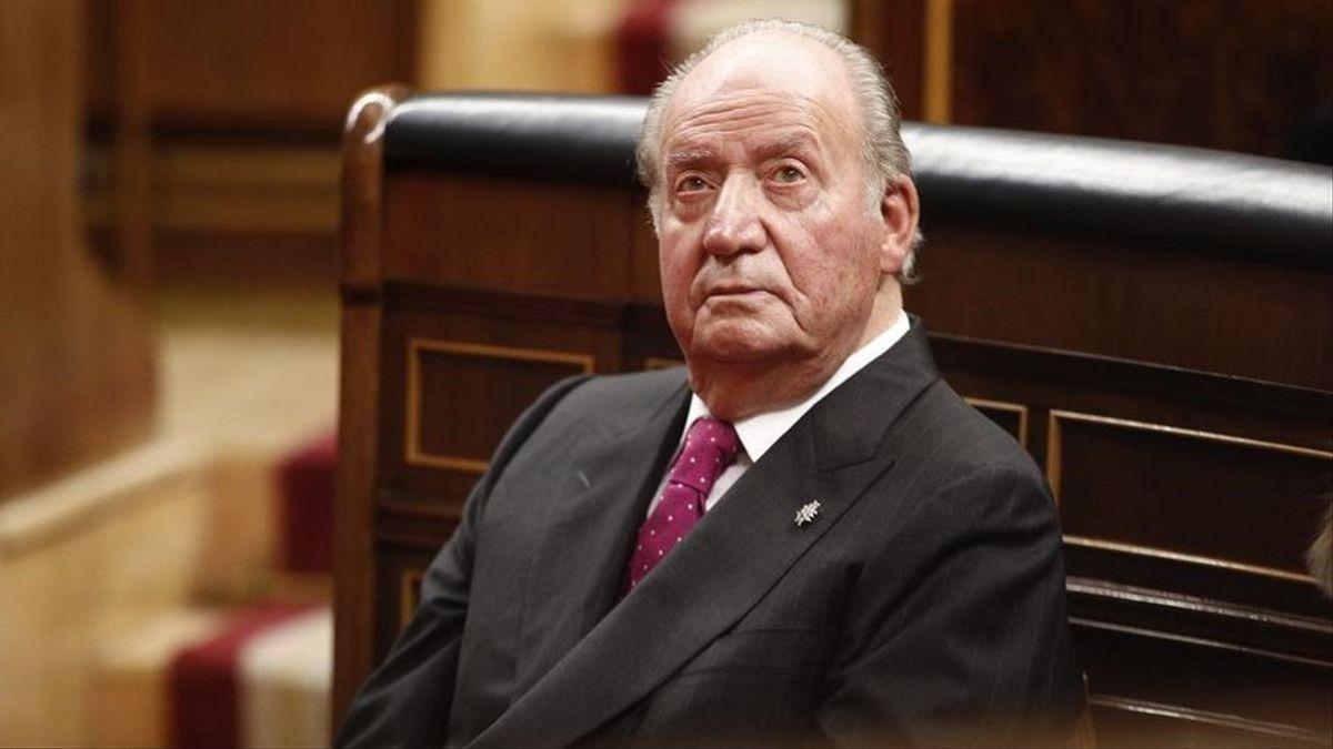 Diez formaciones registran otra comisión de investigación sobre Juan Carlos I