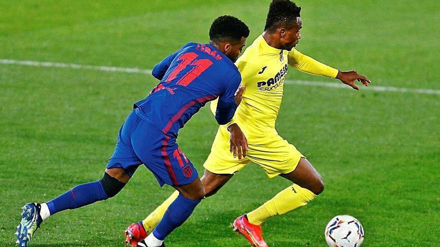 L'Atlètic pateix però guanya a Vila-real (0-2)