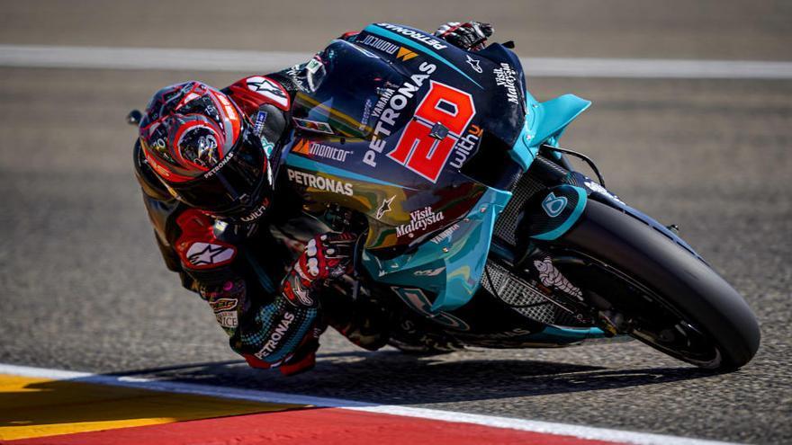 Carrera de MotoGP, en directo