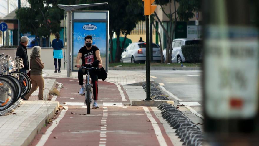 El Ayuntamiento insiste en hacer 17 itinerarios de carriles bici a medio plazo