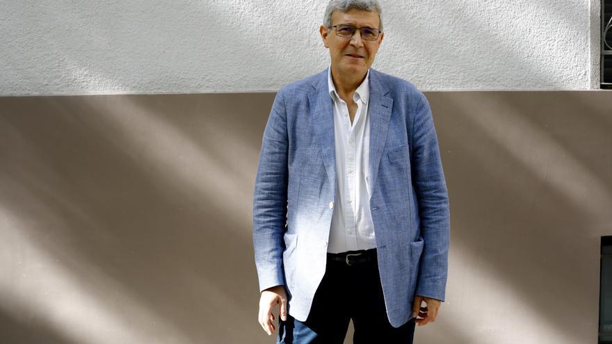 Joaquín Santos, exgerente del IASS: «El cáncer me ha recordado que soy mortal»