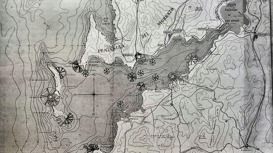 O Morrazo: tierra litoral, tierra de faros