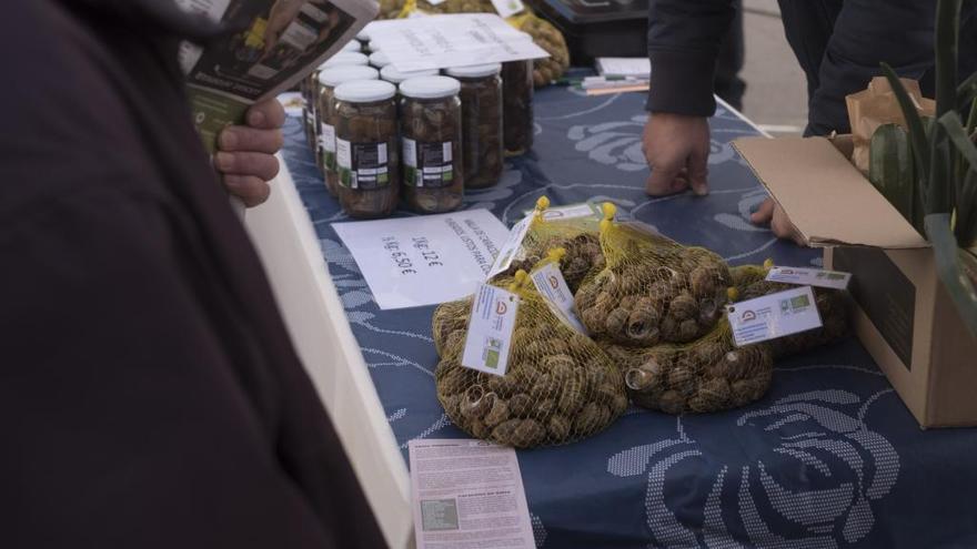 El mercado ecológico de Zamora vuelve el sábado con un toque navideño
