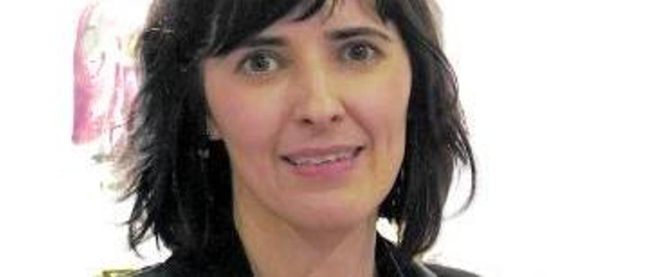 Ana Diéguez- Rodríguez.   José Luis Roca / Faro de Vigo