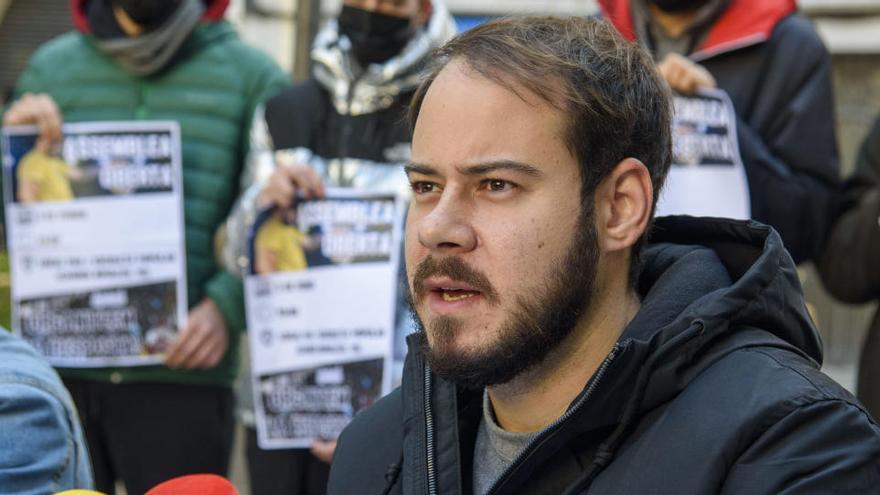"""Pablo Hasél no pedirá el indulto: """"No tengo nada de lo que arrepentirme"""""""
