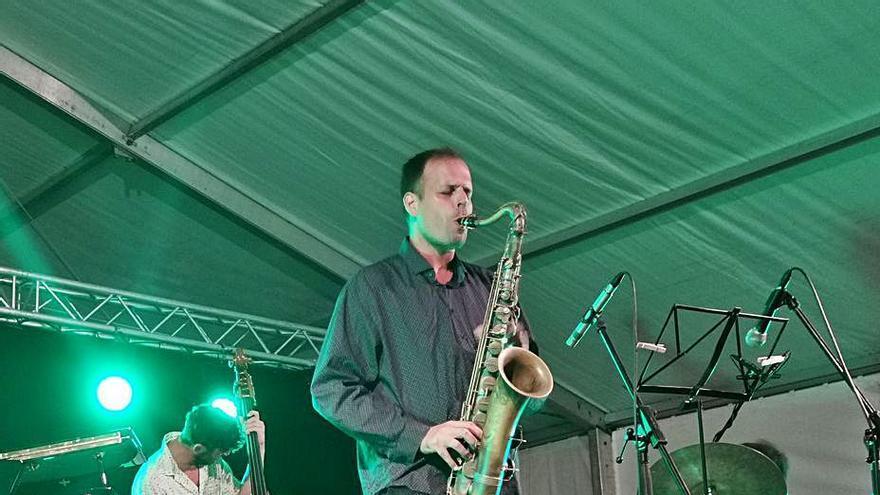 Tercera jornada de jazz a cargo de Enrique Oliver y Xurxo Estévez