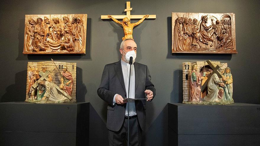 Hipólito Pérez Calvo, madera con alma
