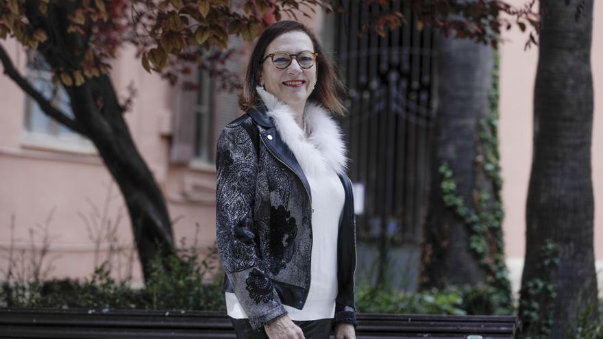 Carmen Orte acusa a Jaume Carot de negarse a debatir con ella en las elecciones a rector de la UIB