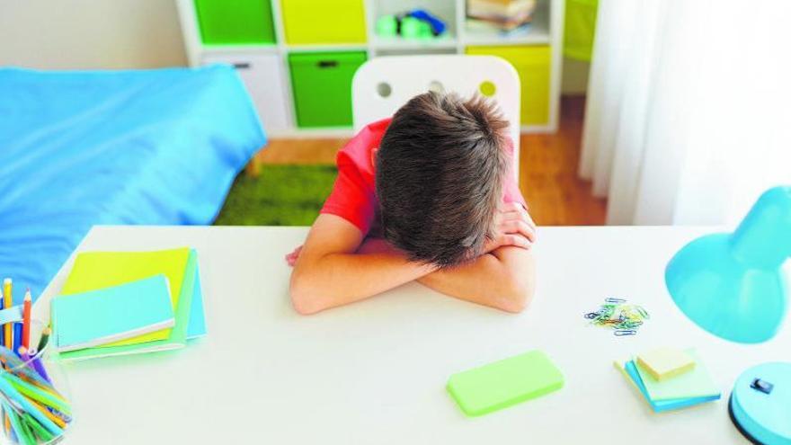 La pandemia ya provoca intentos de suicidio entre niños menores de 10 años