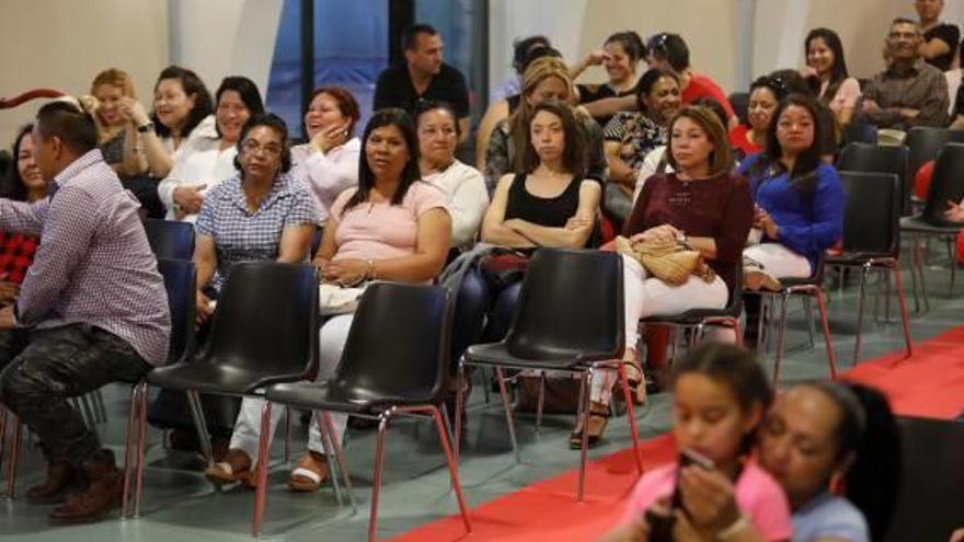 La comunitat hondurenya celebra el seu Dia de la Mare