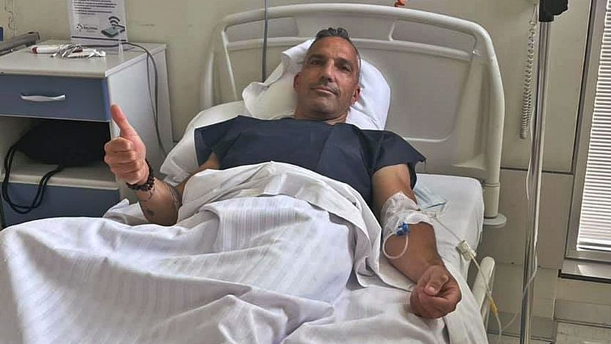 Emilio Merchán comienza la cuenta atrás tras su operación