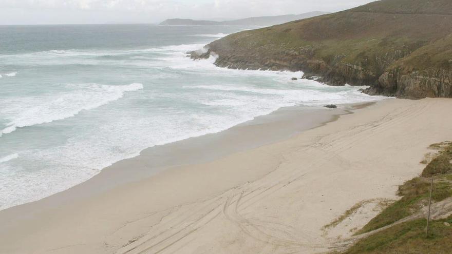 El mapa de las mejores playas nudistas de Galicia