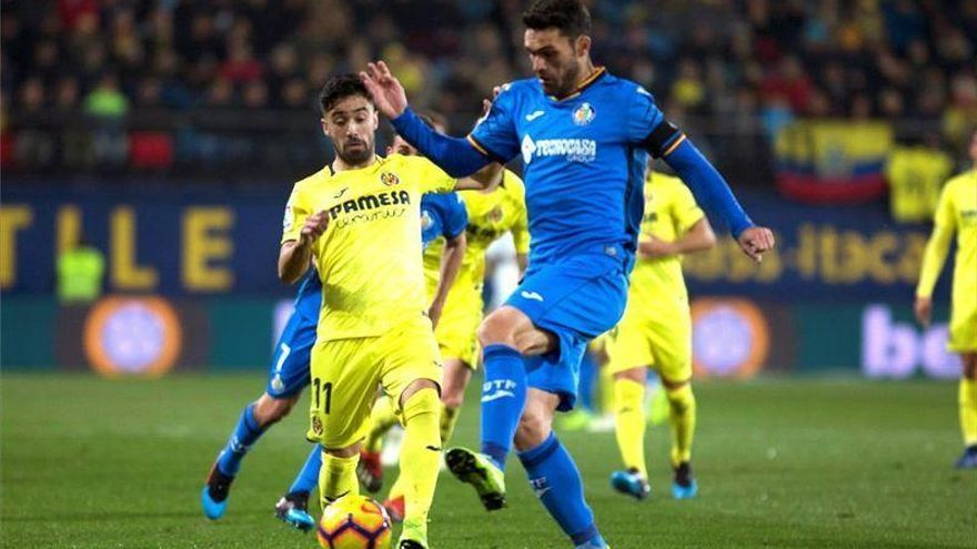 El Villarreal despide la temporada con un empate en Getafe (1-1)