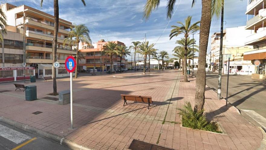 Playa de Palma: Llucmajor erneuert die Plaza Mayor in Arenal