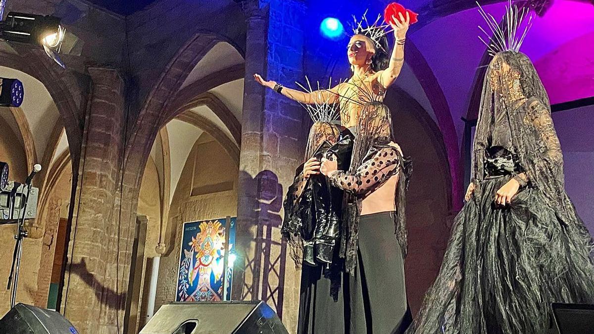 Una de les actuaciones de la passada edició del Vihsibles Festival. | CCCC