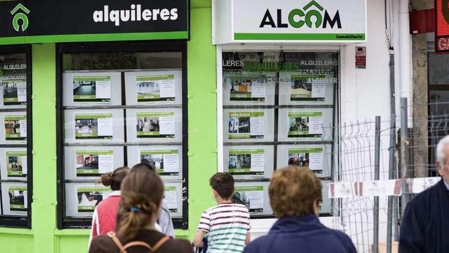 Los impagos de los inquilinos se duplican en la última década por el 'boom' del alquiler