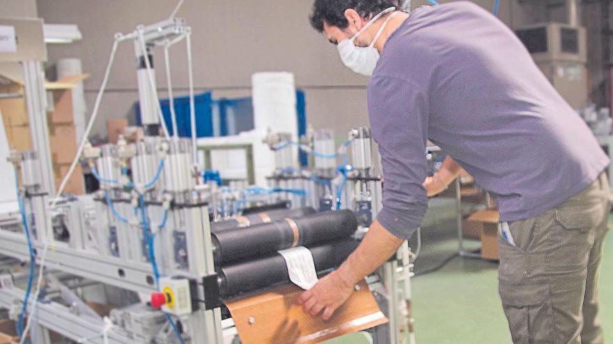 Un grupo de fabricantes se une para la difusión de las mascarillas reutilizables