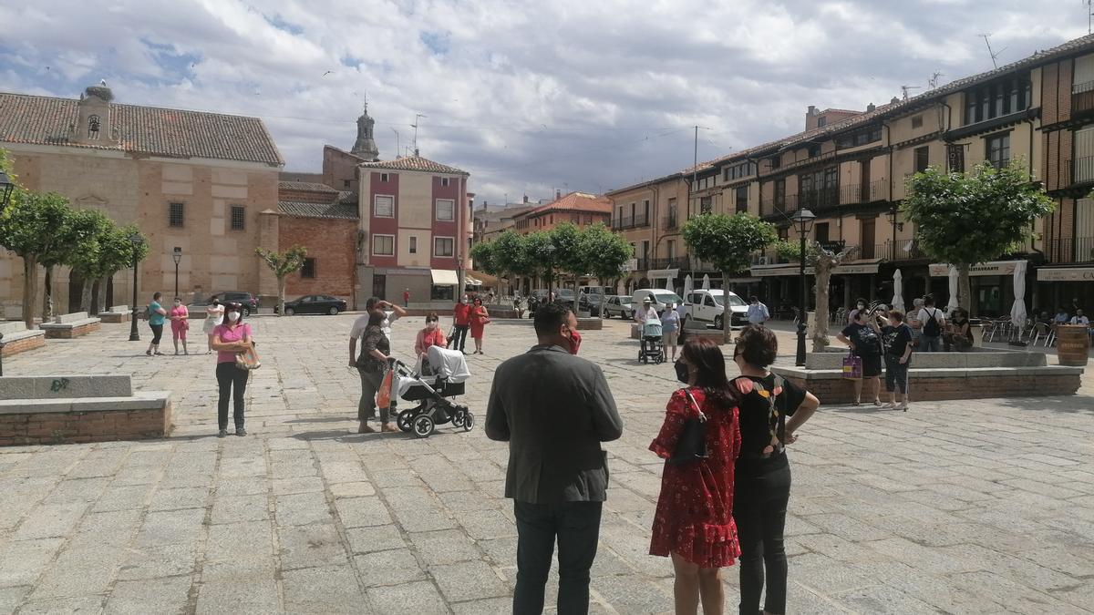 Autoridades y vecinos se movilizan en la ciudad de Toro por los últimos casos de violencia de género