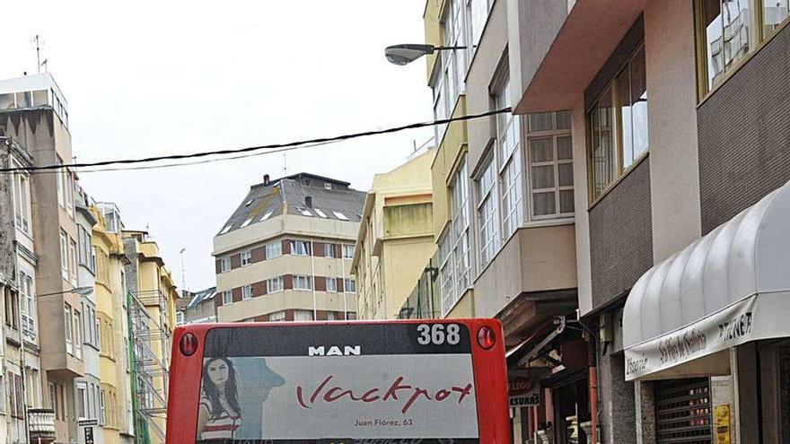 Las peripecias del carril bus coruñés