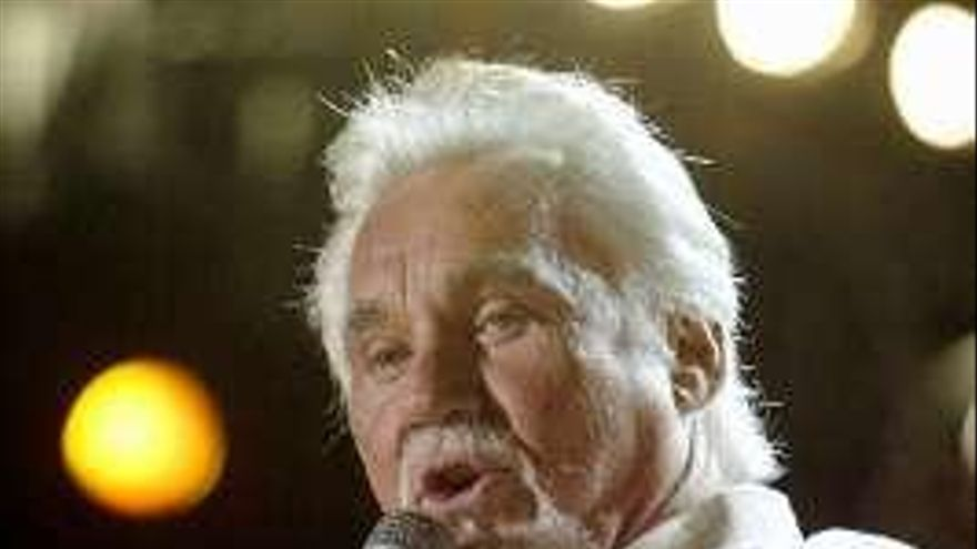 Fallece la estrella de la música country Kenny Rogers