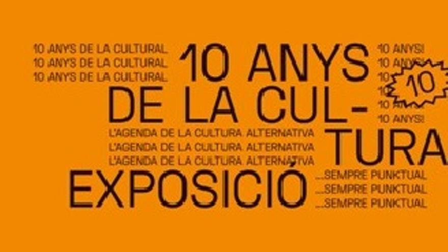 Exposició LaCultural fa 10 anys!
