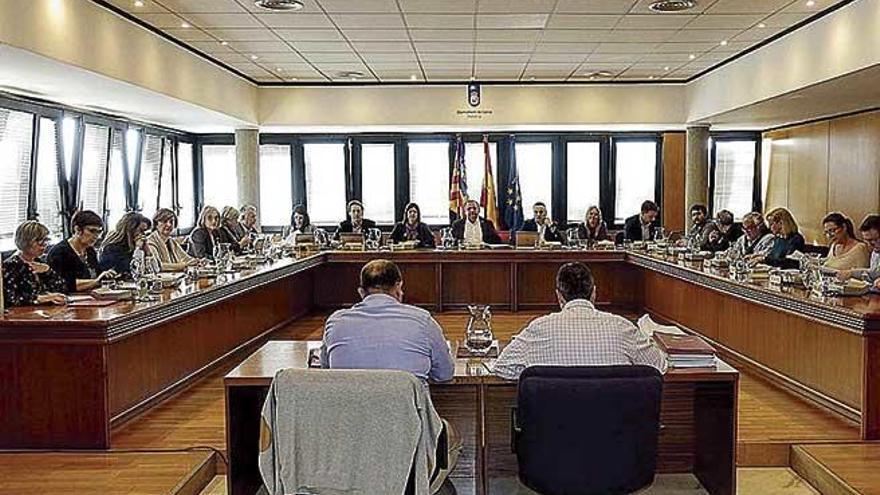 La oposición de Calvià pide un pleno para tratar la cesión de los ahorros municipales