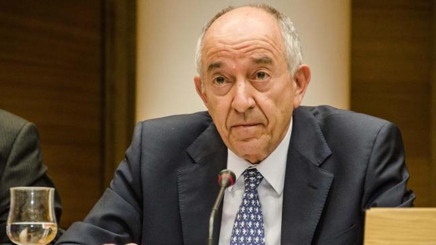 Fernández Ordóñez, imputado por el caso Bankia