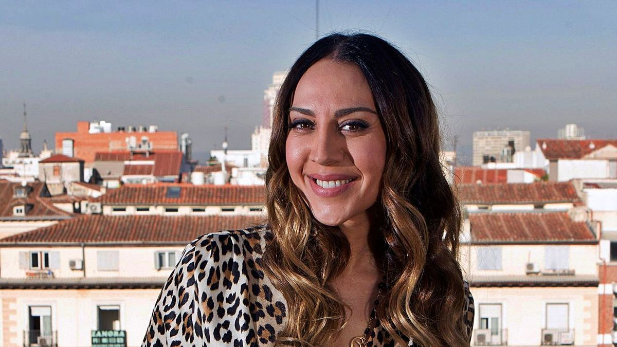 Una imagen reciente de Mónica Naranjo.