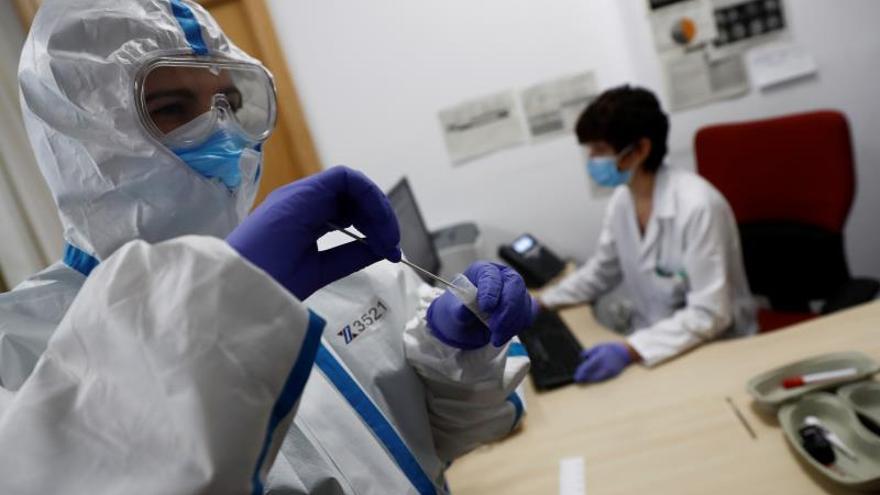 Confirmados ocho casos de cepa británica en Galicia