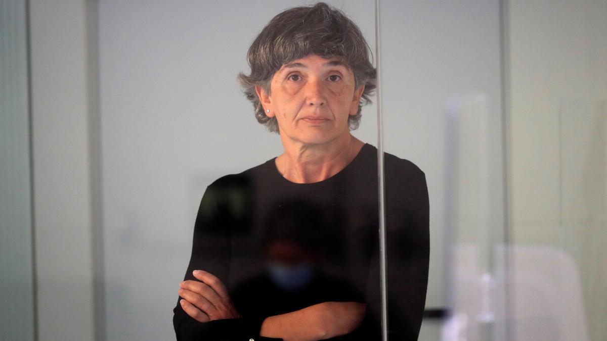 La exjefa de ETA María Soledad Iparraguirre, Anboto.