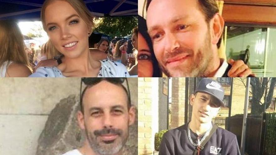 Los otros desaparecidos tras el ataque