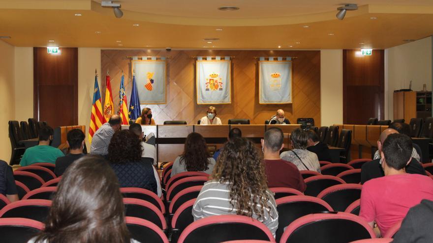 Borriana celebrará las Fallas del 8 al 12 de octubre y plantará 19 monumentos
