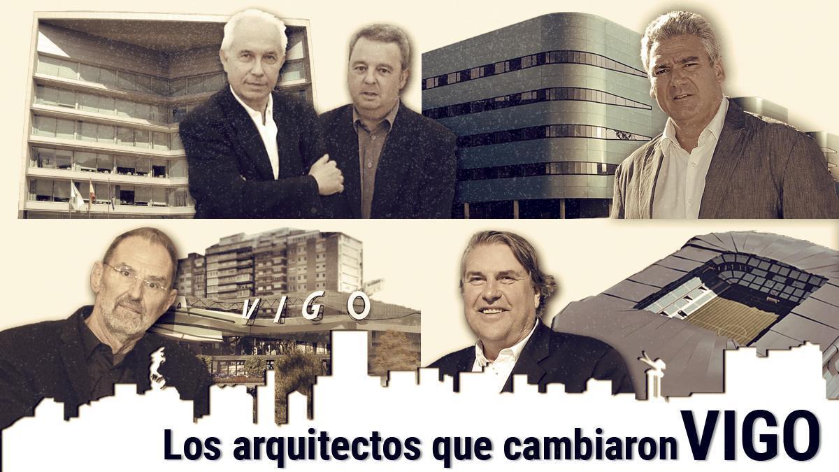 La arquitectura y el mar, mano a mano en Vigo
