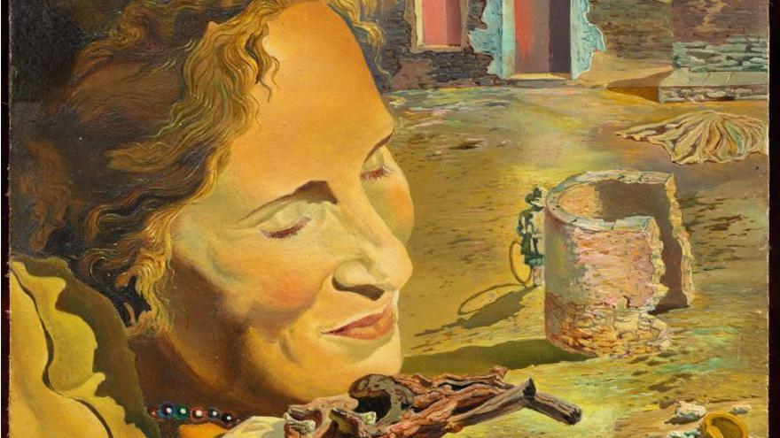 El Museu Fabergé de Sant Petersburg exhibeix una exposició dedicada a Gala