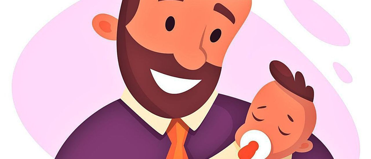 La nueva baja de paternidad no elimina roles de género, según el feminismo asturiano