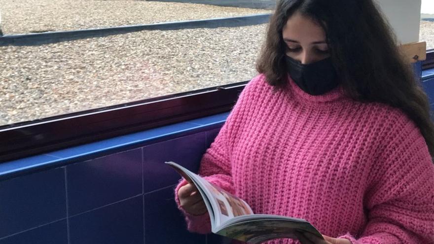 Una alumna de Toro, ganadora de la fase provincial de un certamen de lectura