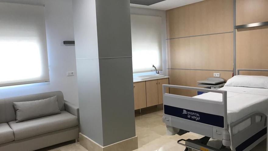 El Hospital HLA La Vega pone en marcha su nueva planta materno infantil