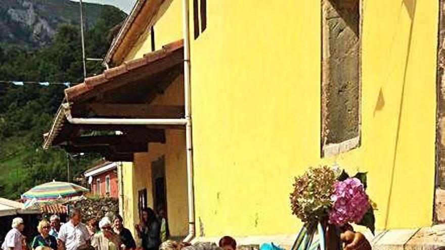 Baíña se queda sin San Bartolomé por primera vez en siete décadas