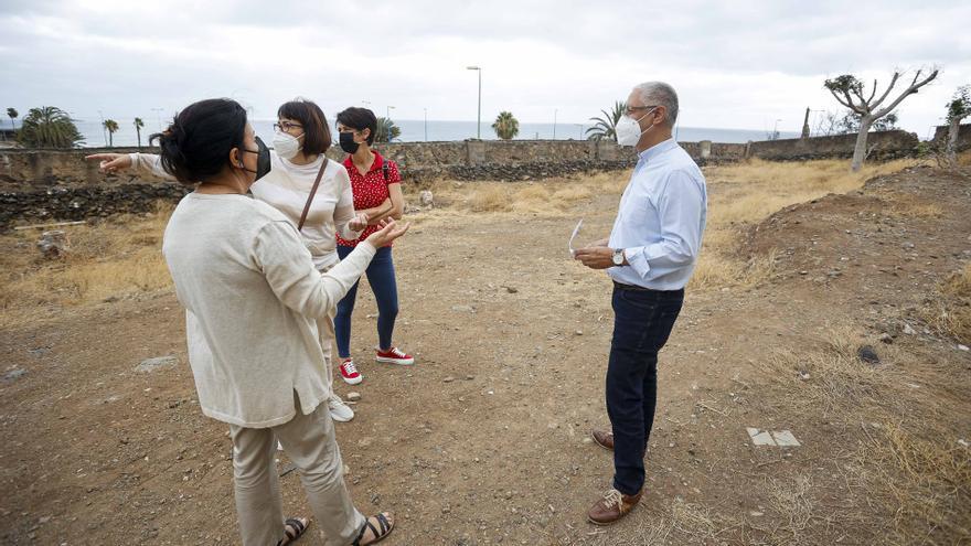 Hoya de la Plata contará con un nuevo aparcamiento de 30 plazas