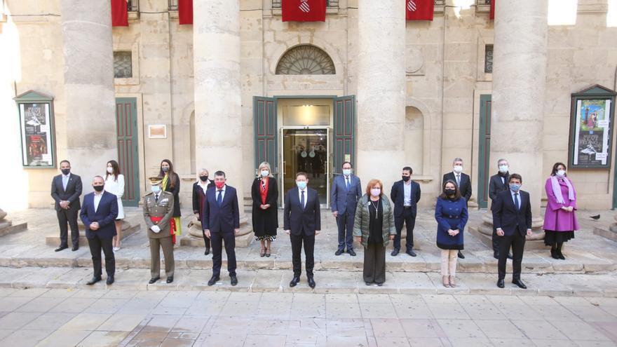 Ximo Puig reivindica la reforma constitucional: «Urge una España de Españas»