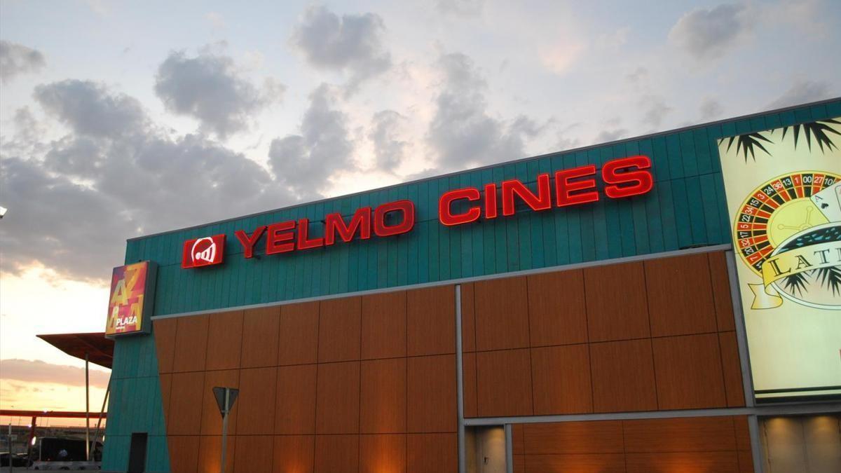 Los cines Yelmo viven hoy su última jornada de proyecciones.