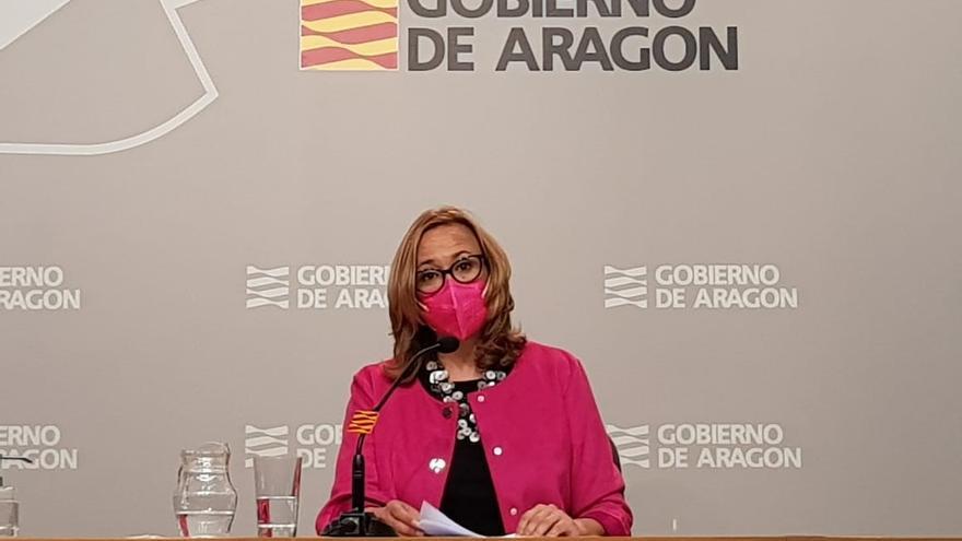 """Aragón está en """"conversación constante"""" con el Gobierno central tras la sentencia contra Mularroya"""
