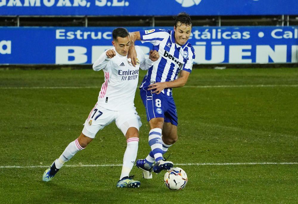 LaLiga Santander: Alavés - Real Madrid.