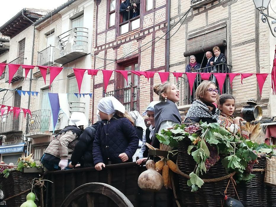 Desfile de carros de la Fiesta de la Vendimia