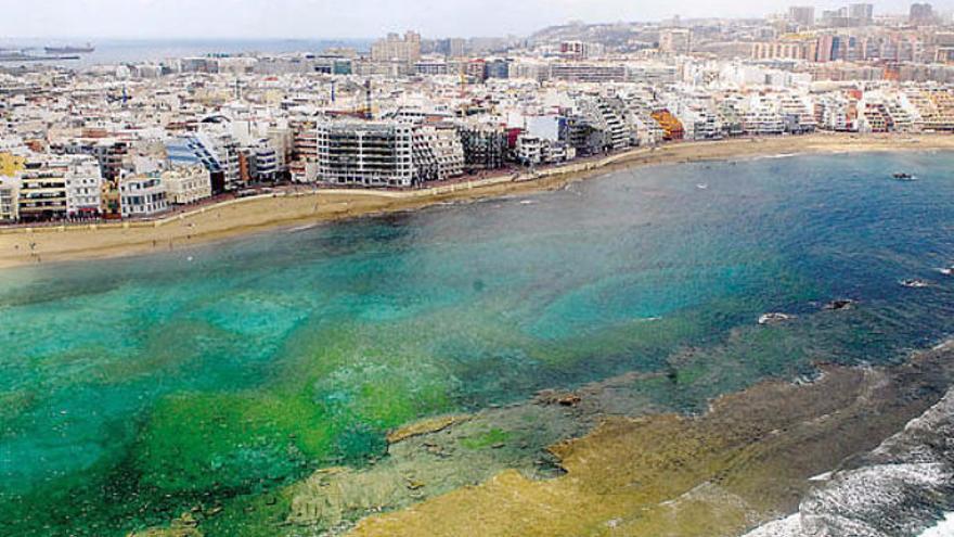 La capital, entre las 9 mayores áreas urbanas de España
