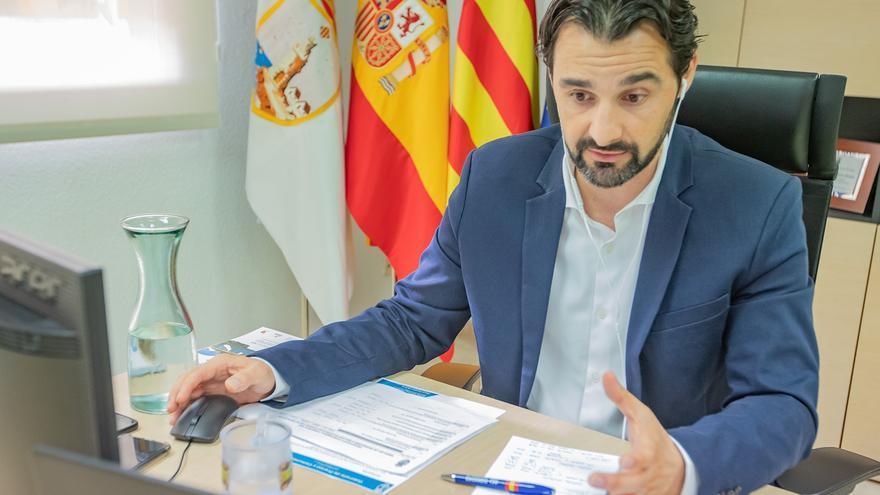 """Dolón: """"La gestión de Toni Francés la vemos en el empobrecimiento de su propio municipio"""""""
