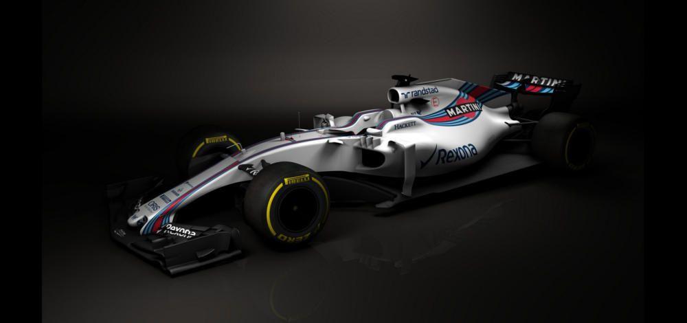Williams Mercedes FW40