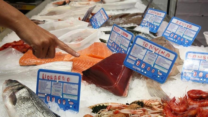 El 79% de las pescaderías incumple la norma de etiquetado del pescado